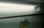 LED nad kuchynskú linku